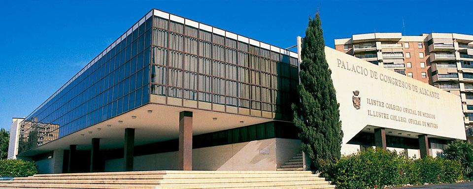 Exterior Palacio de Congresos