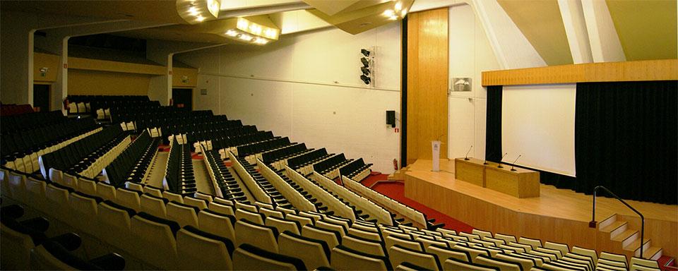 Interior Palacio de Congresos